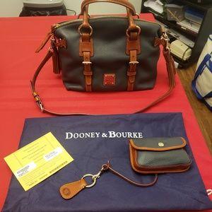 Dooney & Bourke Domed Satchel
